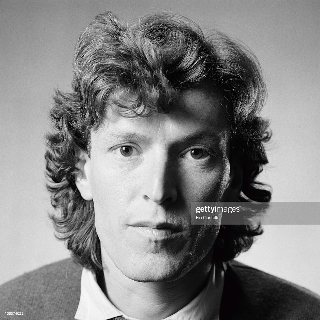 English musician Steve Winwood posed during a studio cover session for 'Arc Of A Diver' album in London in 1980.