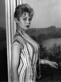 French actress Brigitte Bardot in London