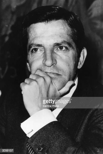 The Prime Minister of Spain Senor Don Adolfo Suarez