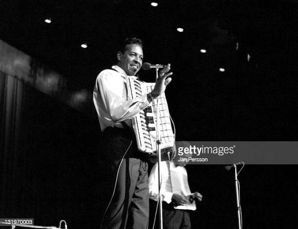 Clifton Chenier And His Red Hot Louisiana Band - In New Orleans