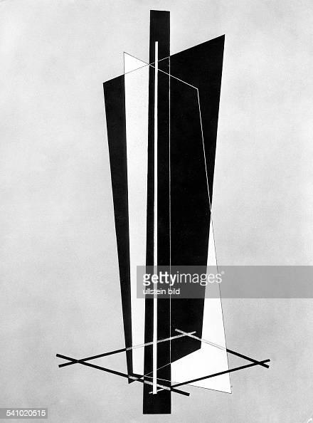 *20071895Künstler Fotograf UngarnWerk aus der Ausstellung 'Konstruktionen'Berlin 1965