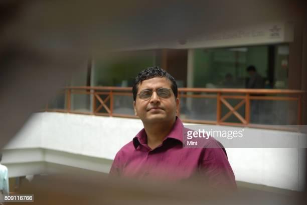 Indus Khaitan Partner Morpheus venture Partners shoot happened on 7/09/09 at Mints office For Deeptis story