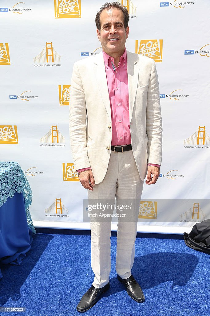 20th Century Fox Feature Post-Production President Ted Gagliano attends the 2nd annual Golden Portal Awards benefiting The UCLA Brain Tumor Program on June 23, 2013 in Beverly Hills, California.