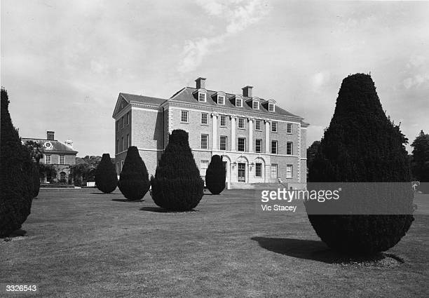 Chevening House in Kent the intended home of Prince Charles following a period of restoration Under the terms of the Chevening Estate Act of 1959 it...