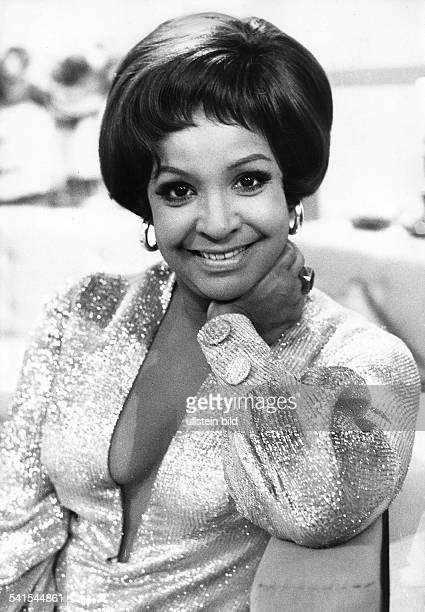 *Sängerin Schauspielerin TrinidadPorträt 1970