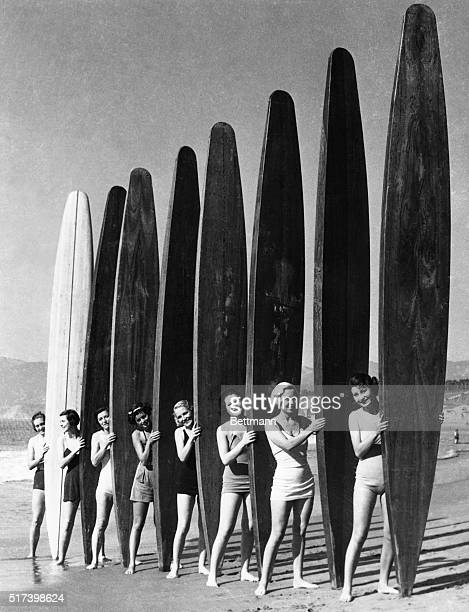 2/18/1936Santa Monica CA Starting at the Isthmus of Santa Catalina Islandthree teams will race across 33 miles of open ocean to Santa MonicaCAon Feb...