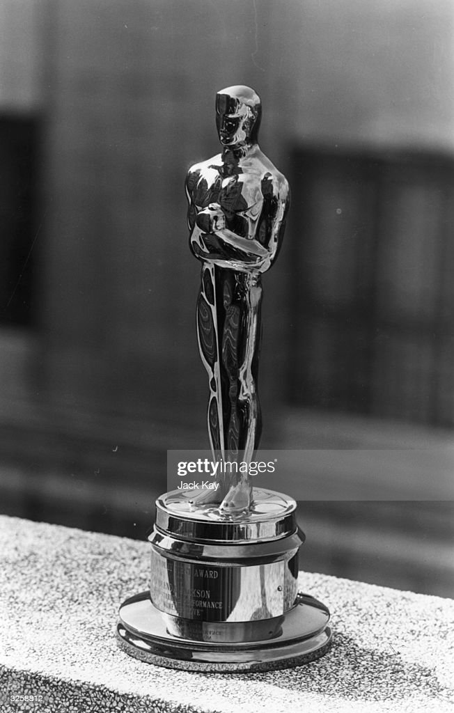 Hollywood's most prestigious award - the Oscar, given to film stars whose performances have been judged by their peers and the Academy in Hollywood to be the best for the year in question.
