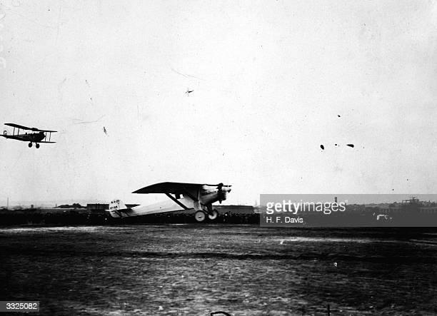 Lindberghs transatlantic flight new york to paris autos post for New york to paris flights