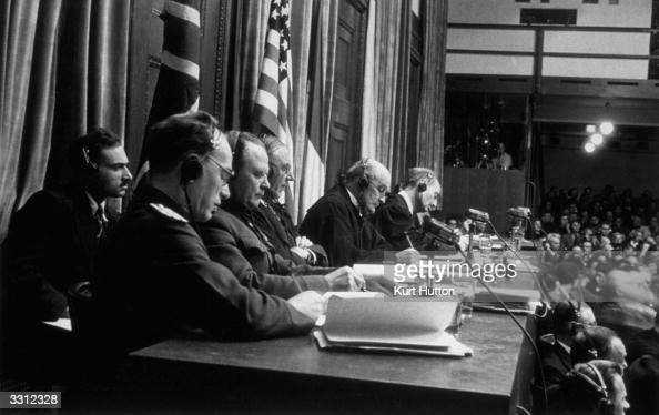 Sanders Nürnberg nuremberg trials stock photos and pictures getty images