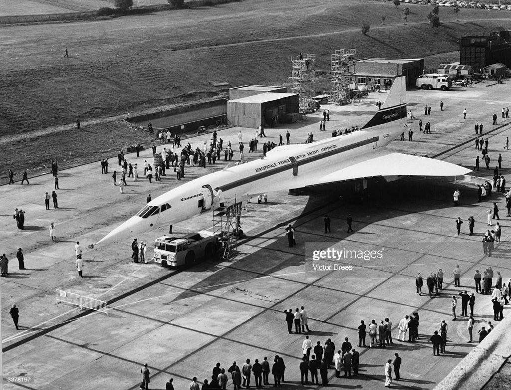 The anglo french concorde project