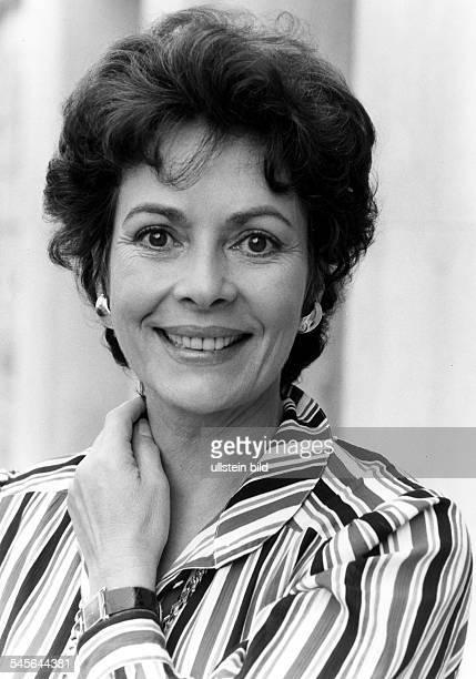 *Schauspielerin DPorträt 1987