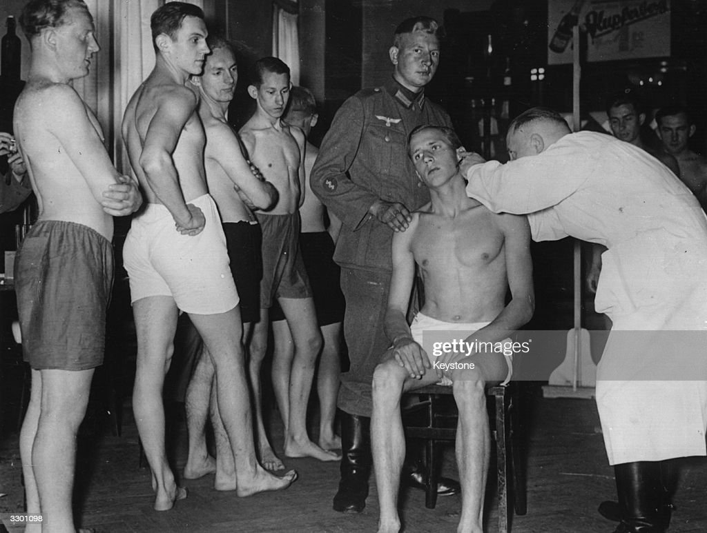 Image result for germany medical inspection 1937