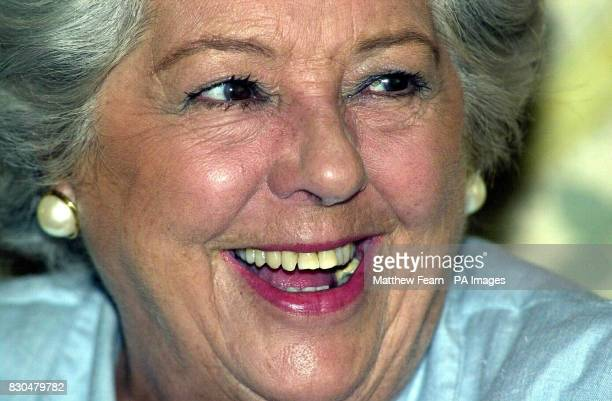On this day in 2000 Betty Boothroyd bowed out as Speaker of the House of Commons Betty Boothroyd the most famous Speaker in the history of British...