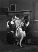 Jean ForbesRobertson in 'Peter Pan' at the Gaiety Theatre in London