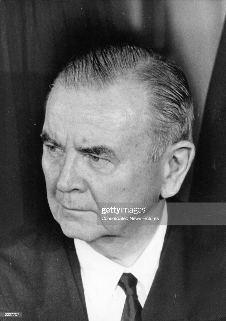 US judge <b>William Joseph</b> Brennan Jnr. - 24th-april-1972-us-judge-william-joseph-brennan-jnr-picture-id3307757