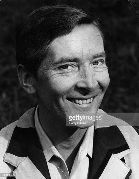 British comic actor Kenneth Williams star of the 'Carry On' series of films