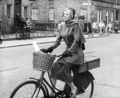 British stage and screen actress Maggie Smith in 'The Prime Of Miss Jean Brodie' in which she played the title role