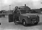 One of the smallest and cheapest cars available the Vauxhall Astra