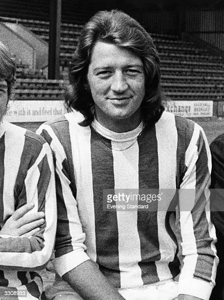 Frank Worthington of Huddersfield Town