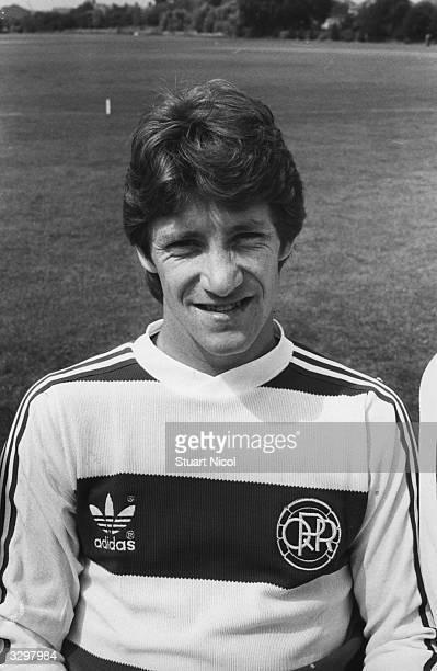 The Queens Park Rangers football player Gordon Hill