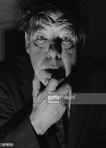 Lon Chaney Jnr the American character actor who followed in his father's footsteps and made a lot of money from being ugly