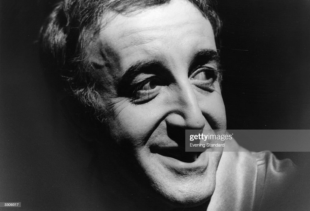 British comic actor Peter Sellers.