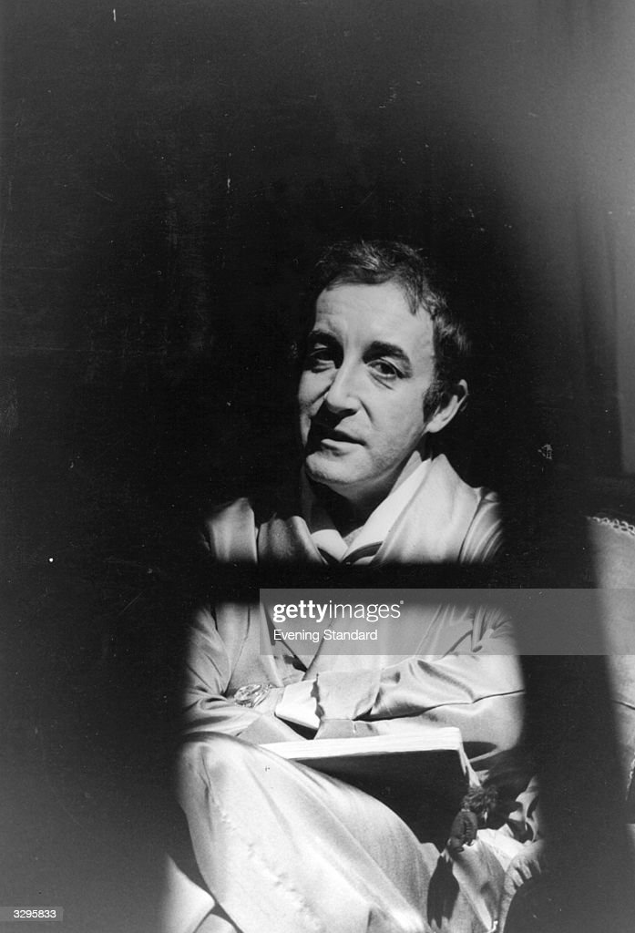 Peter Sellers (1925 - 1980), English comedian and film actor. Especially noted for his mimicry and foolish voices, he made his name in the British radio programme 'The Goon Show' (1946 - 1960) a favourite of the Prince of Wales. His films included 'The Ladykillers' (1955), 'I'm All Right Jack' (1960), 'Dr Strangelove' (1964), a number of 'Pink Panther ' films (1964 - 1978) and 'Being There' (1979).