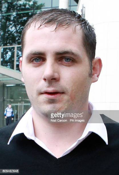 24yearold Leonard Watters who accused XFactor judge Louis Walsh of groping him in a nightclub leaves Dublin's District Court where he is to face two...