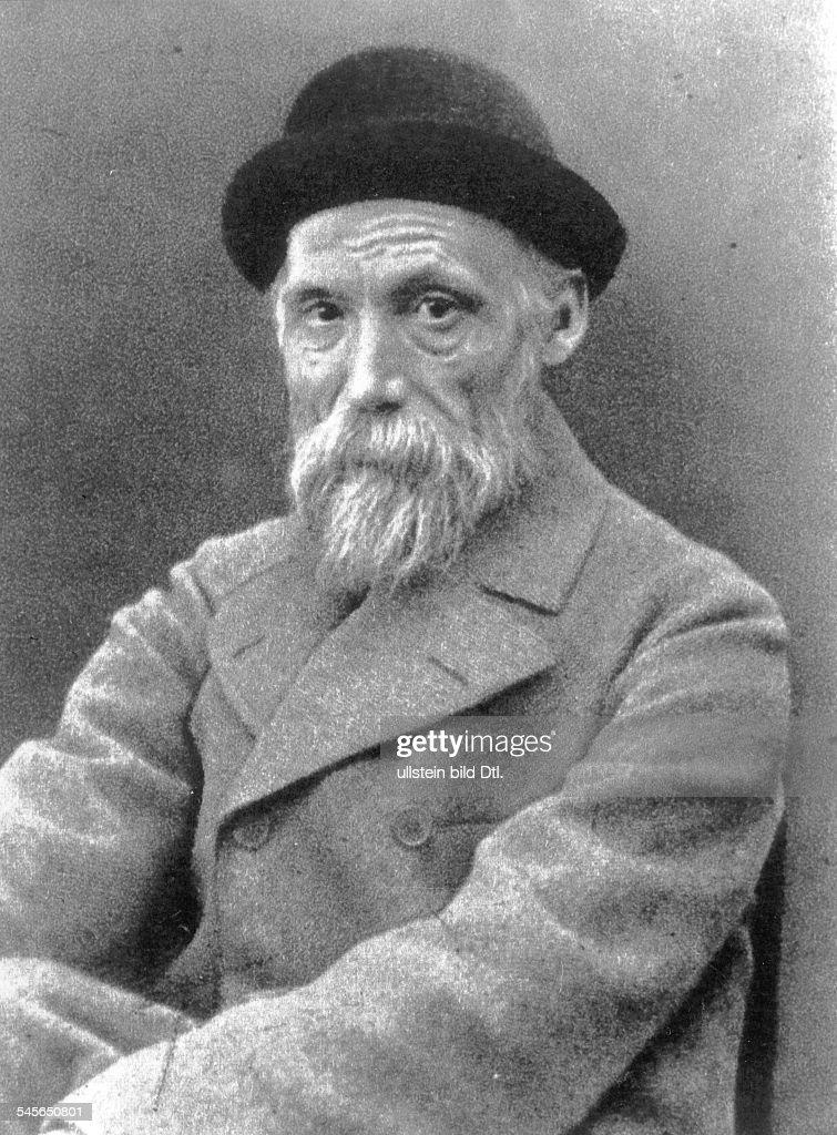 Bildender Künstler, Maler, FrankreichPorträt- um 1900