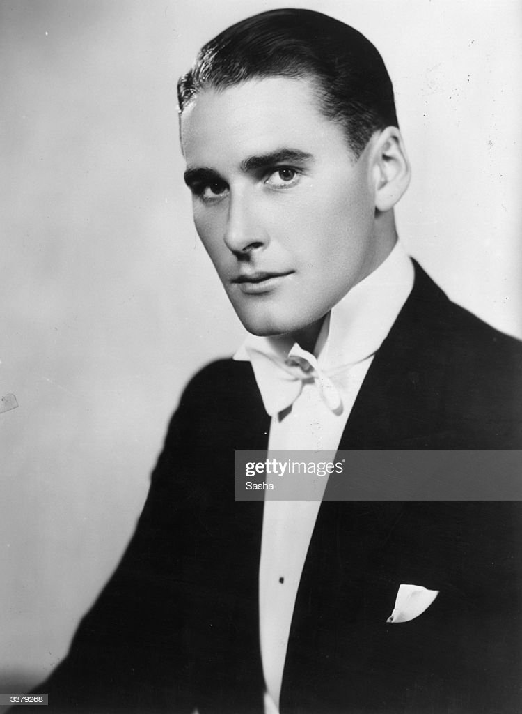 Tasmanian born film star <a gi-track='captionPersonalityLinkClicked' href=/galleries/search?phrase=Errol+Flynn&family=editorial&specificpeople=93362 ng-click='$event.stopPropagation()'>Errol Flynn</a> (1909 - 1959).