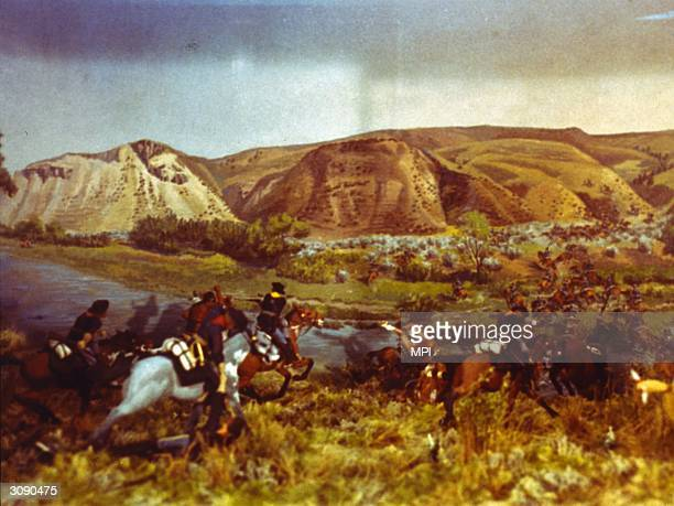The events leading to the battle of little big horn