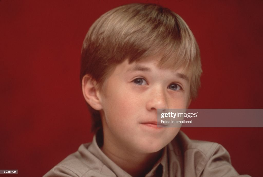 Headshot of American child actor Haley Joel Osment, Beverly Hills, California.