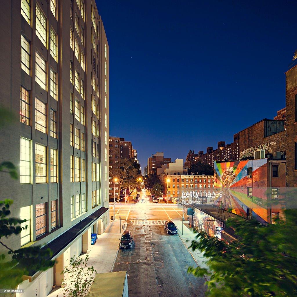 W 25th St, Chelsea, Manhattan, New York City