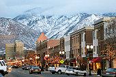 25th Street, Ogden, Utah