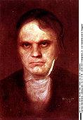 16121770 26031827Komponist D nd Gemälde von H Torggler