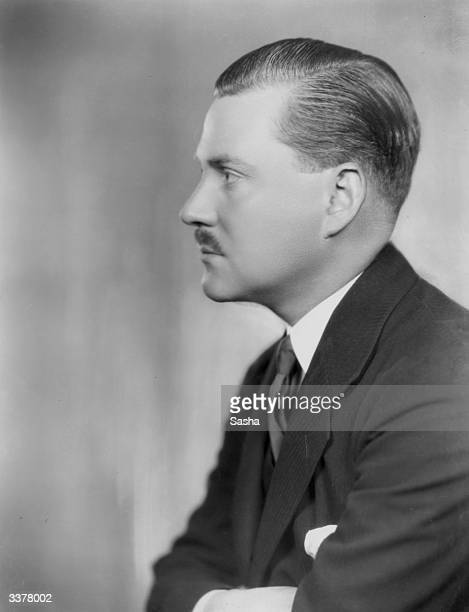 British comedy actor Nigel Bruce who is probably best remembered for his portrayal of Sherlock Holmes colleague Dr Watson