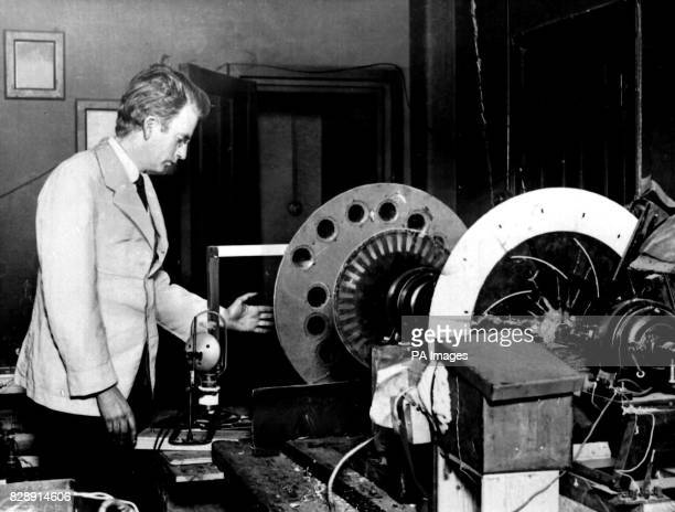 26th January On this Day in History 1926 JOHN LOGIE BAIRD 1926 Logie Barid shows the apparatus with which the world's first successful demonstrations...