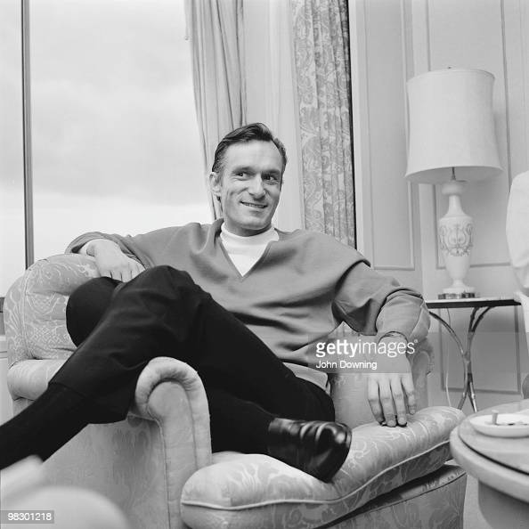 In Profile Hugh Hefner Photos And Images Getty Images