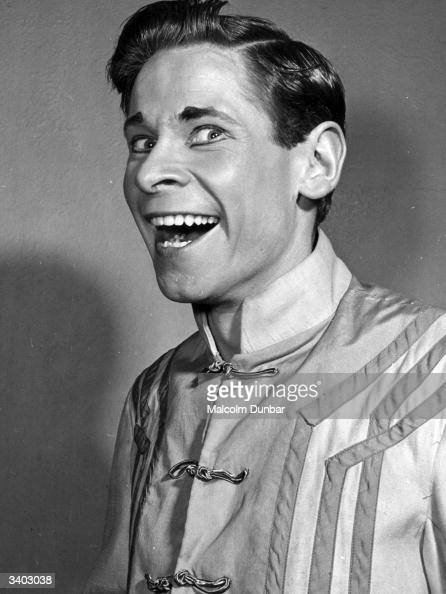 Scottish comedian and actor Stanley Baxter in pantomime costume Stanley Baxter born in Glasgow began performing in Forces Radio Shows in Malaya and...