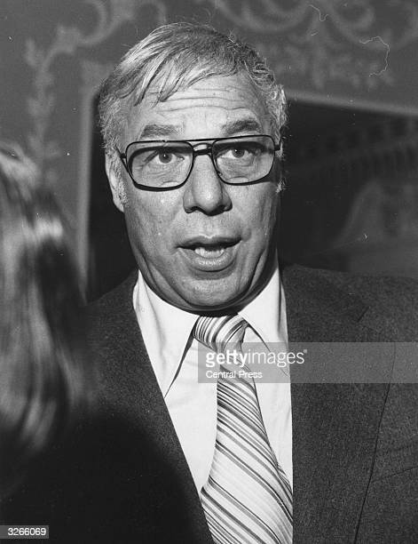 American film actor George Kennedy