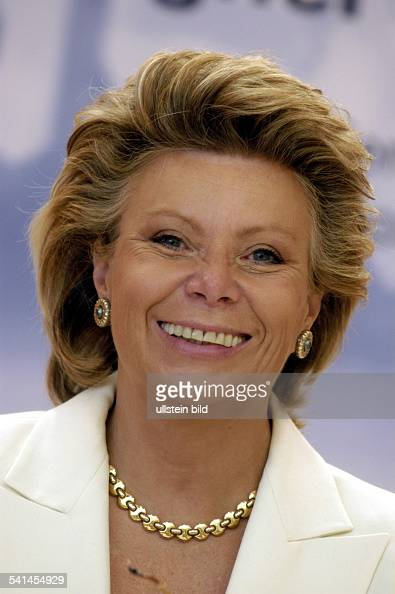 Politikerin Christlich Soziale Partei Luxemburg EUKommissarin für Erziehung und KulturPorträt