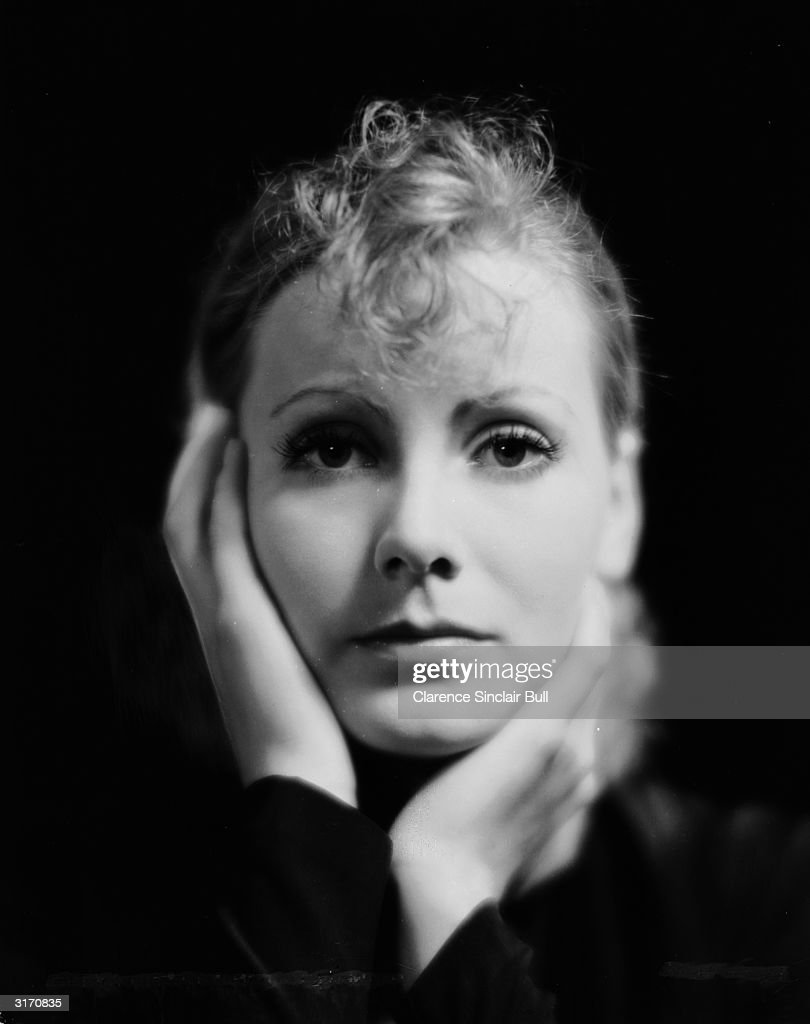Swedish born actress Greta Garbo (1905 - 1990) as Arden Stuart in the film 'The Single Standard', directed by John S. Robertson.