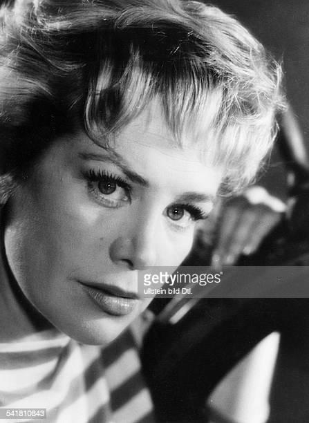 * Schauspielerin Dals 'Maria'R Yves AllegretFrankreich 1958