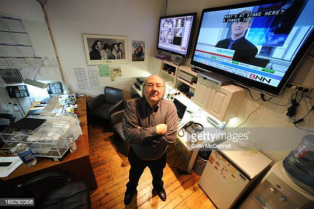 DEC 28th 2010pics of russell oliver in his store gold and jewellry buyers in toronto to go with story inthe aftermath of the bombing of harold the...