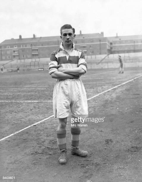 Queens Park Rangers FC soccer player J McKay