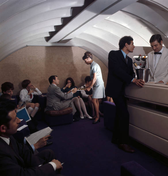 the golden age of air travel album photos getty images. Black Bedroom Furniture Sets. Home Design Ideas