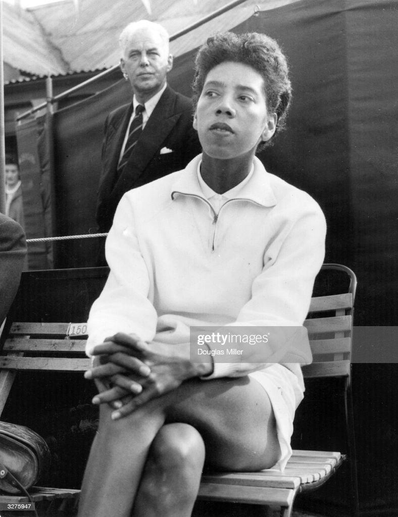 22 Aug Tennis Althea Gibson 1st black woman to play