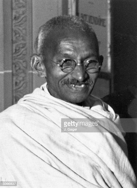 Mahatma Gandhi Indian statesman and leader who led India out of the British Empire