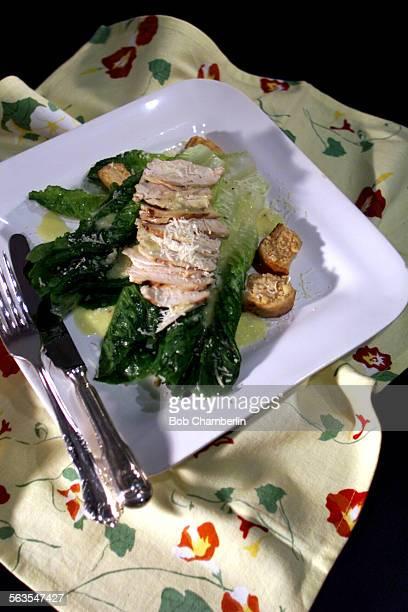 2ndsChickenGrilled Chicken Caesar Salad