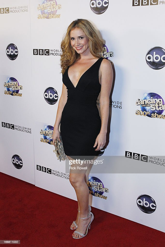 STARS - 300th Episode Celebration - 'Dancing with the Stars' celebrated its 300th episode during its Results Show on TUESDAY, MAY 14 (9:00-10:01 p.m., ET), on ABC. ASHLEY